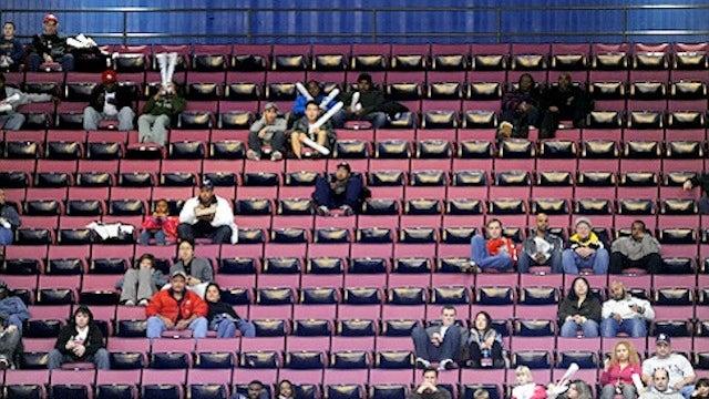 The Most Unwanted NBA Tickets So Far This Season: Bucks At Jazz, Jan. 3