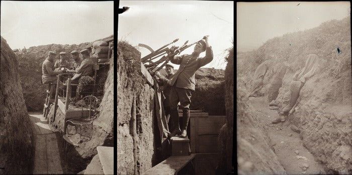 Crowdfund WWI photographs and a better platform for FOIA requests