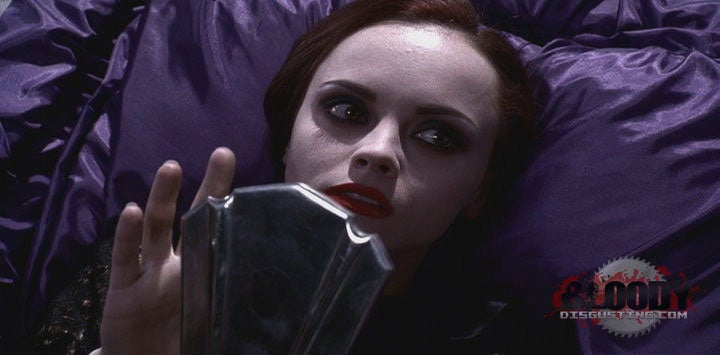 The Result Of Liam Neeson's Mad Scientist Experiments On Christina Ricci