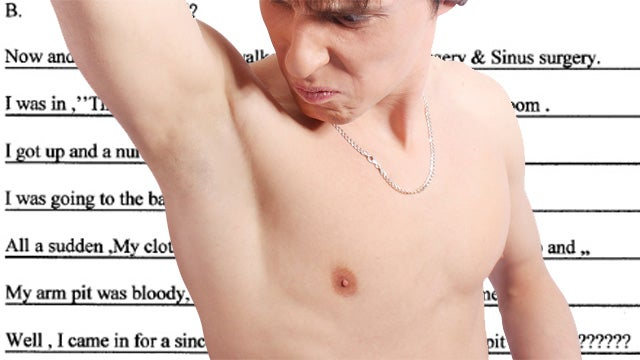 Man Sues Dallas Hospital For Implanting GPS Tracker In His Armpit