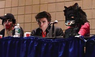 A Vampire  Werewolf and Zombie Zombie Vs Vampire Vs Werewolf