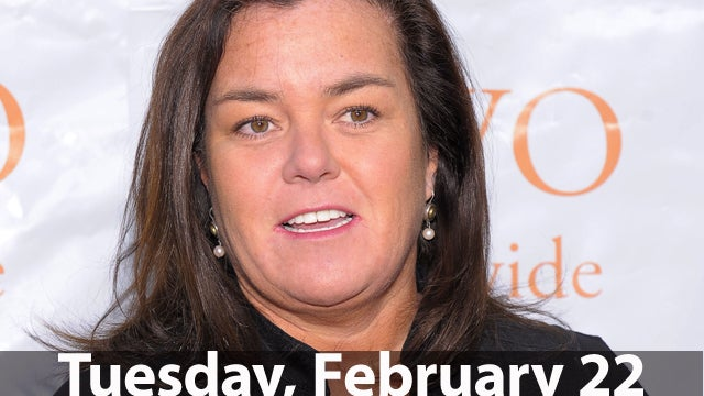Rosie O'Donnell & Ladyfriend Split Up, Leaving Kids Sad