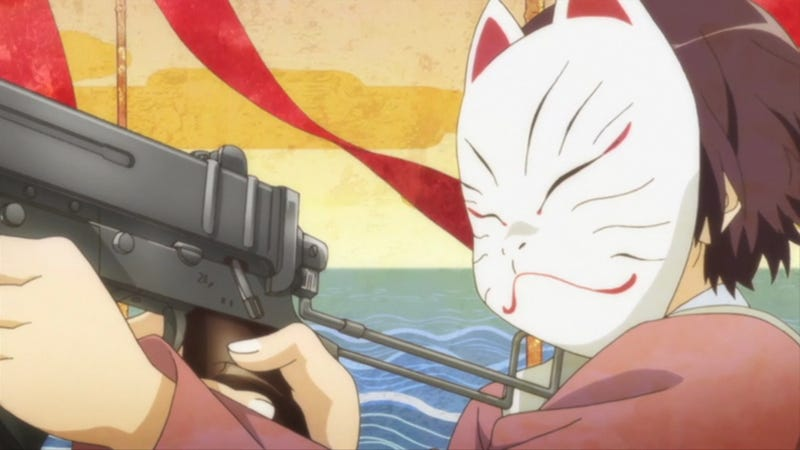 Gainax's Newest Anime Is Cute Girls, Airsoft Guns, and Little More