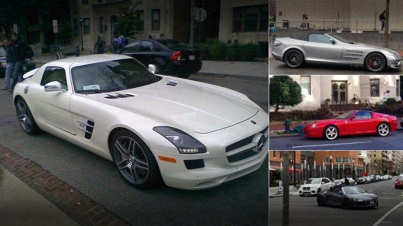 These Are The Insanely Expensive Cars That GWU Students Drive