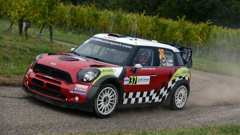 Mini Ends WRC Program So They Can Focus On Building Bloated Crap