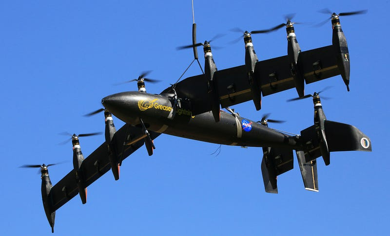 The Prius of Planes Could One Day Replace Helicopters and Jump Jets