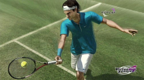 How Virtua Tennis 4 Plays In Move Motion Controlled 3D