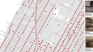 Here Are 40,000 Photos Of Old New York Plotted on a City Map