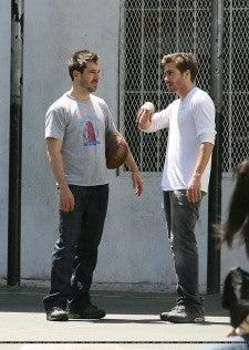Jake Gyllenhaal Just Loves Chefs