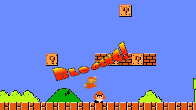 How To Spell Mario's Jump (And Other Famous Video Game Sound Effects)