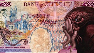 There is a new crypto currency based on Cthulhu
