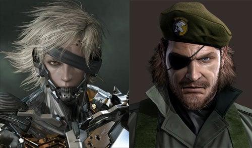 Kojima: Metal Gear Solid Rising, Peace Walker Teams Not So Friendly