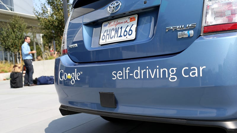 Will The Google Car Just Ruin Every Single Thing Ever?