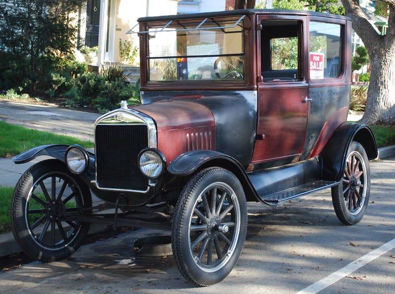 1924 Ford Model T Tudor