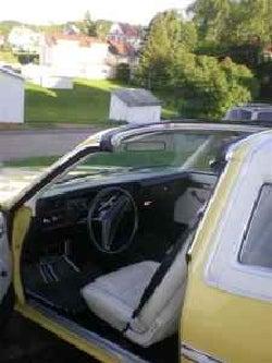 T-Topped 1977 Dodge Aspen For $5,150!