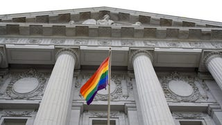 Ambitiously Homophobic Nebraska Woman Sues Every Gay on Earth