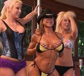 'Rock Of Love' Rodeo's Wild Ride