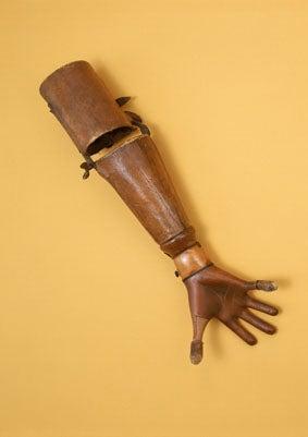 Old Fashioned Prosthetics