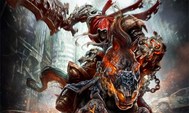 Darksiders 2 Won't Tell A War Story