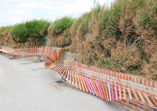 Longest Park Bench Gallery