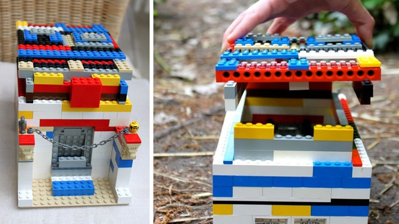 MacGyver Challenge Winner: Build a Better Mouse Trap with LEGO