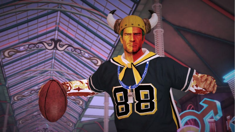 Play Dress Up With Dead Rising 2 DLC