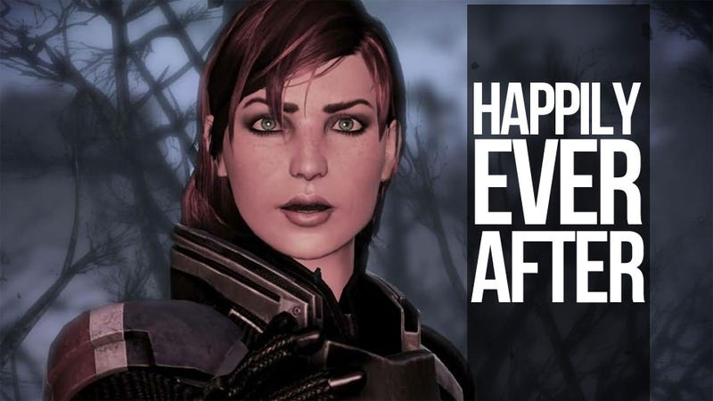 The Official New Mass Effect 3 Ending Can't Be as Good as These Fan Fiction Ones