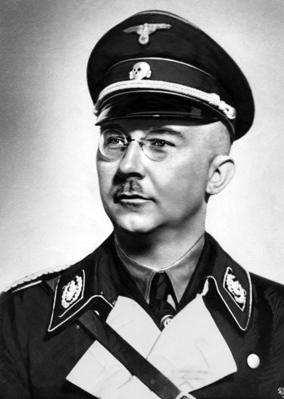 Heinrich Himmler's Lost Wartime Diaries Confirm He Was a Total Bastard