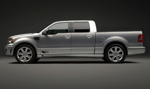 Texas Twister: 2008 Saleen S331 Sport Truck Debuts at Texas State Fair