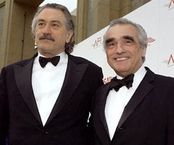 Martin Scorsese and Robert De Niro, Hypothetically Together Again