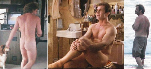 Counterpoint: Even Mel Gibson's Perpetually Nude Butt Is Not Enough to Redeem Him