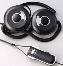 BeCell Motorless Vibrating Headphones