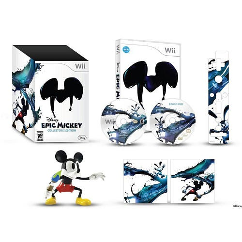 Toys 'R Us Outs Epic Mickey Collector's Edition