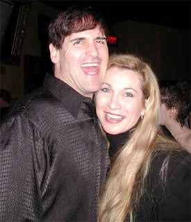 Why Mark Cuban Won't Be Leaving His Wife For Moe Anytime Soon