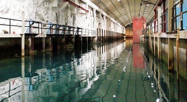 Bond Villain Yard Sale: Secret Mountainside Submarine Base Only $17.5 Million