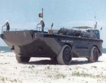 Is The Amphibious LARC Gonna Have To Choke A Beach?