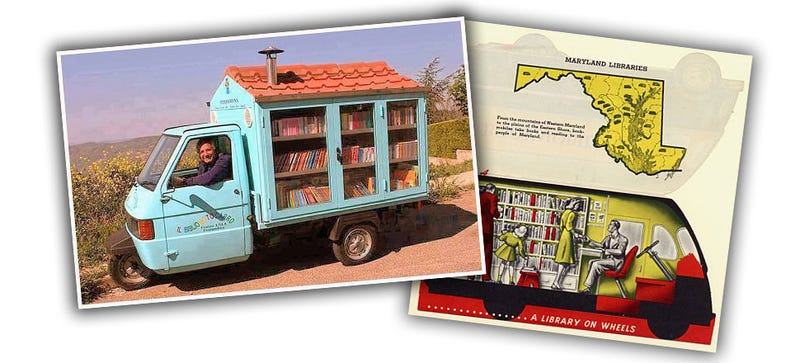 Show Us Your Bookmobiles!