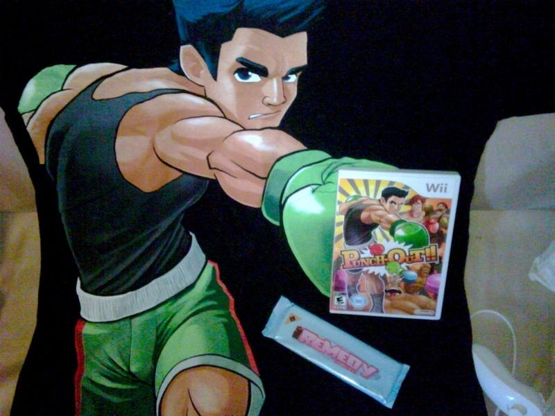 Nintendo World Store Punch Out!!! Party Dishes Doc's Remedy Bars