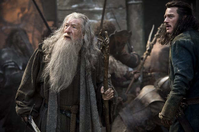 Movie Review - The Hobbit: Battle of the Five Armies