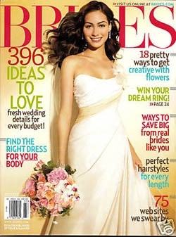 Bride's Head Visited: Grading The Wide World Of Wedding Mags