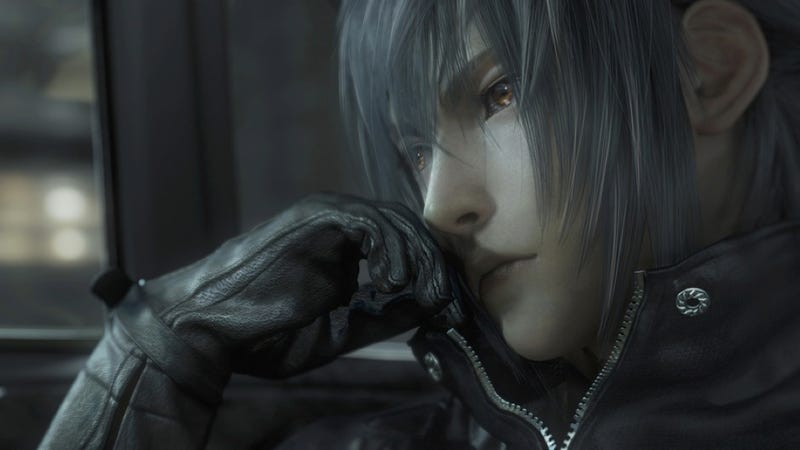 More Hope for Final Fantasy Versus XIII. I Guess?