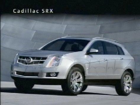 Rick Wagoner Unwraps First Shots Of Chevy Cruze, Cadillac SRX