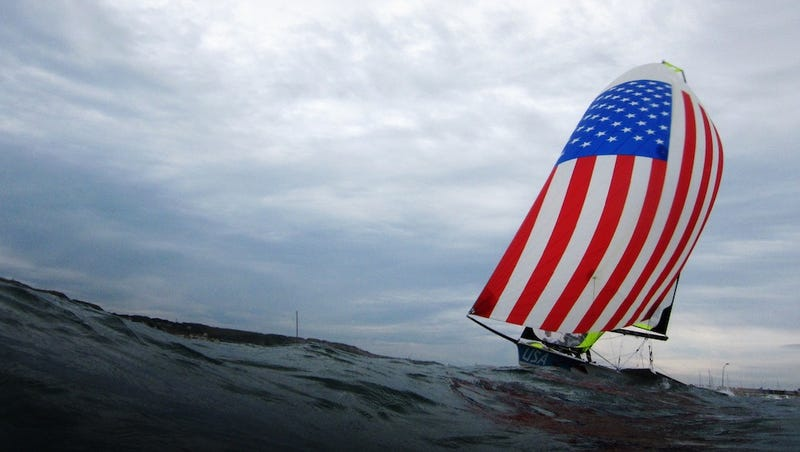 The USA Won't Win An Olympic Sailing Medal For The First Time Since 1936