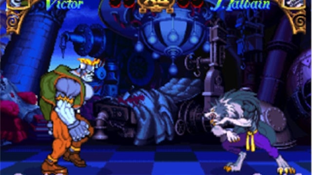 Darkstalkers: The Night Warriors Coming Soon to PS3, PSP
