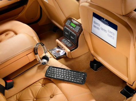 Detroit Auto Show: Maserati releases even more exclusive Quattroporte, the Collezione Cento