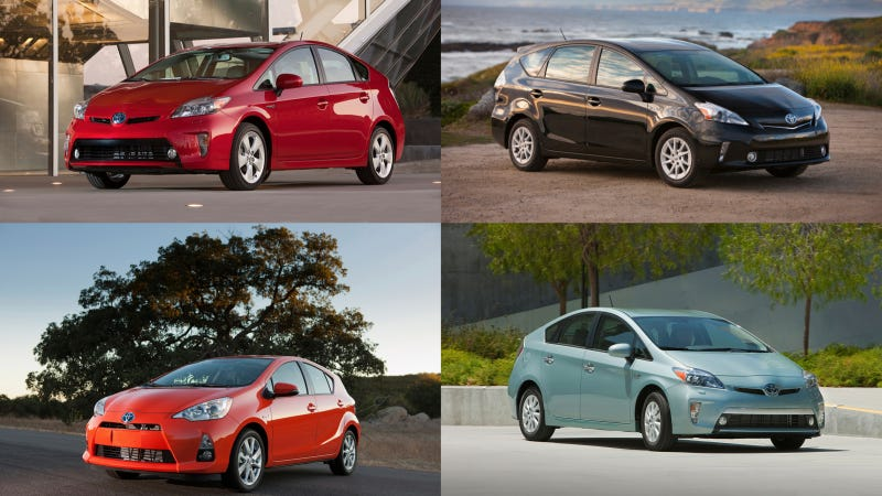Study Reveals Everyone Is Talking About The Toyota Prius
