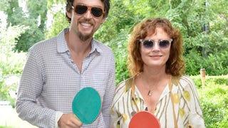 Susan Sarandon Finally Dumped Her Ping-Pong Boyfriend
