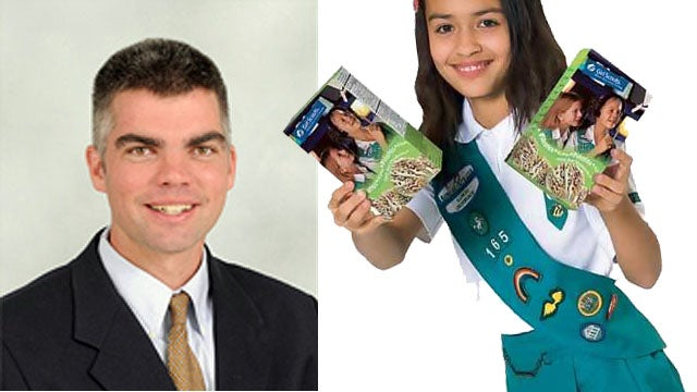 Politician: Girl Scouts Sell Cookies, Sex, Abortion, and Communism