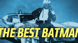 The Best Batman Ever Drove A Custom Atari-Equipped '71 T-Bird