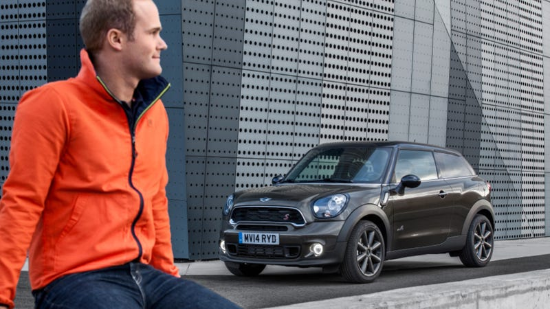 2015 Mini Paceman: This Is It